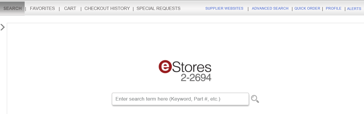 eStores Login