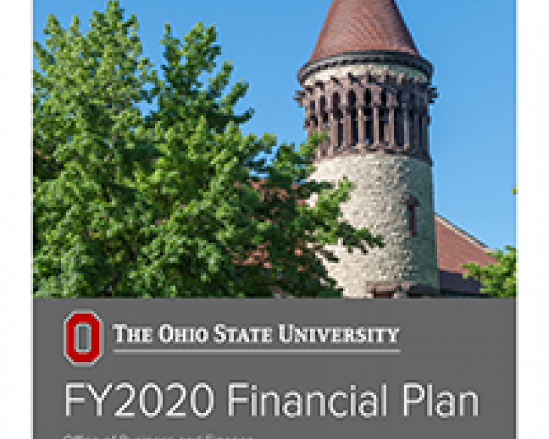 The Ohio State University - FY2020 Financial Plan